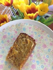 Amazing Almond-Orange Cake - thanks Helene!