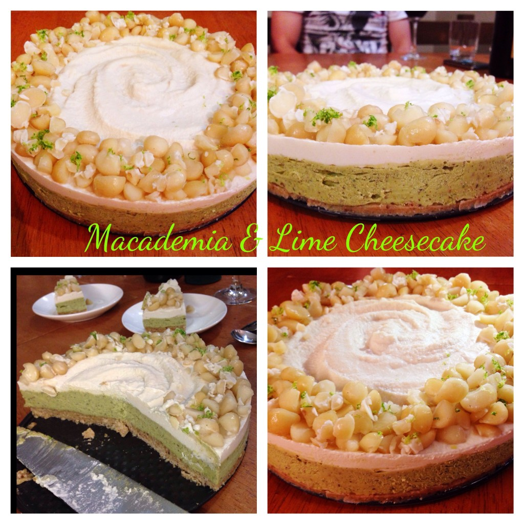 Lime Macademia Final Product