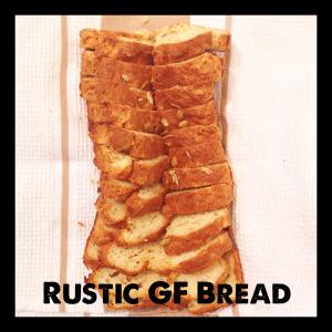 Rustic GF Bread