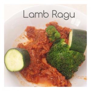 Lamb Ragu Thermomix Recipe