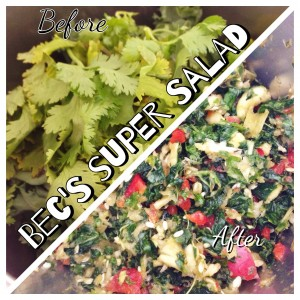 Bec's Super Salad