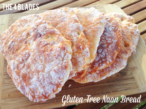 Gluten Free Naan
