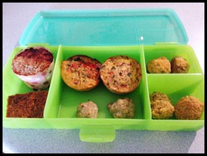 Thermomix Lunch Box Ideas