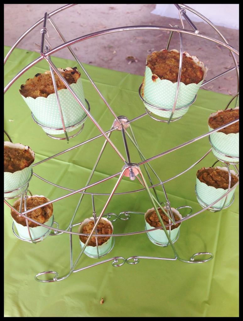 Thermomix Little Hummingbird Cakes