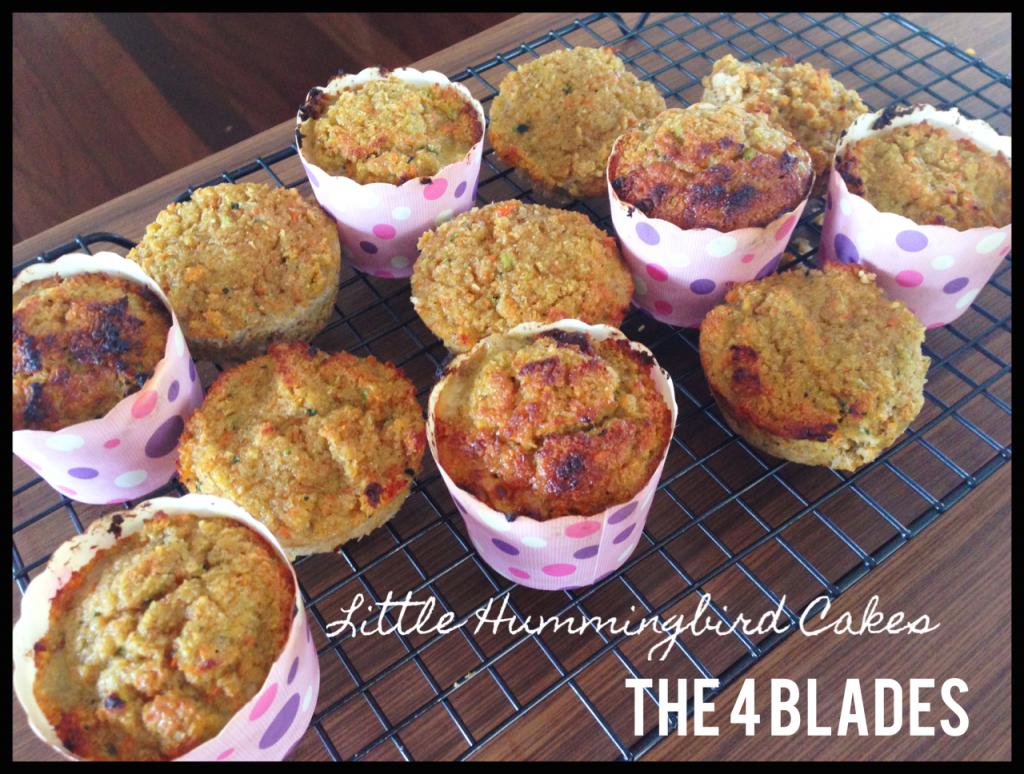 Little Hummingbird Cakes Thermomix