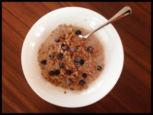 Choco Crunch Thermomix Breakfast