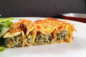 Spinach-Ricotta-Cannelloni-Bake-Thermomix-Recipe