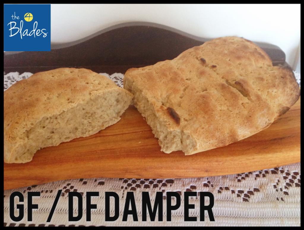 Gluten Free Damper Thermomix