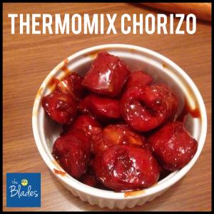 Thermomix Chorizo