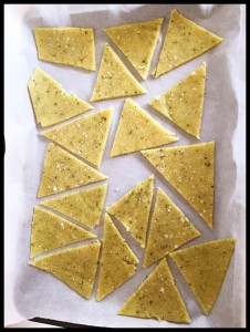 Gluten Free Crackers Thermomix