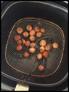 Macadamias AirFryer