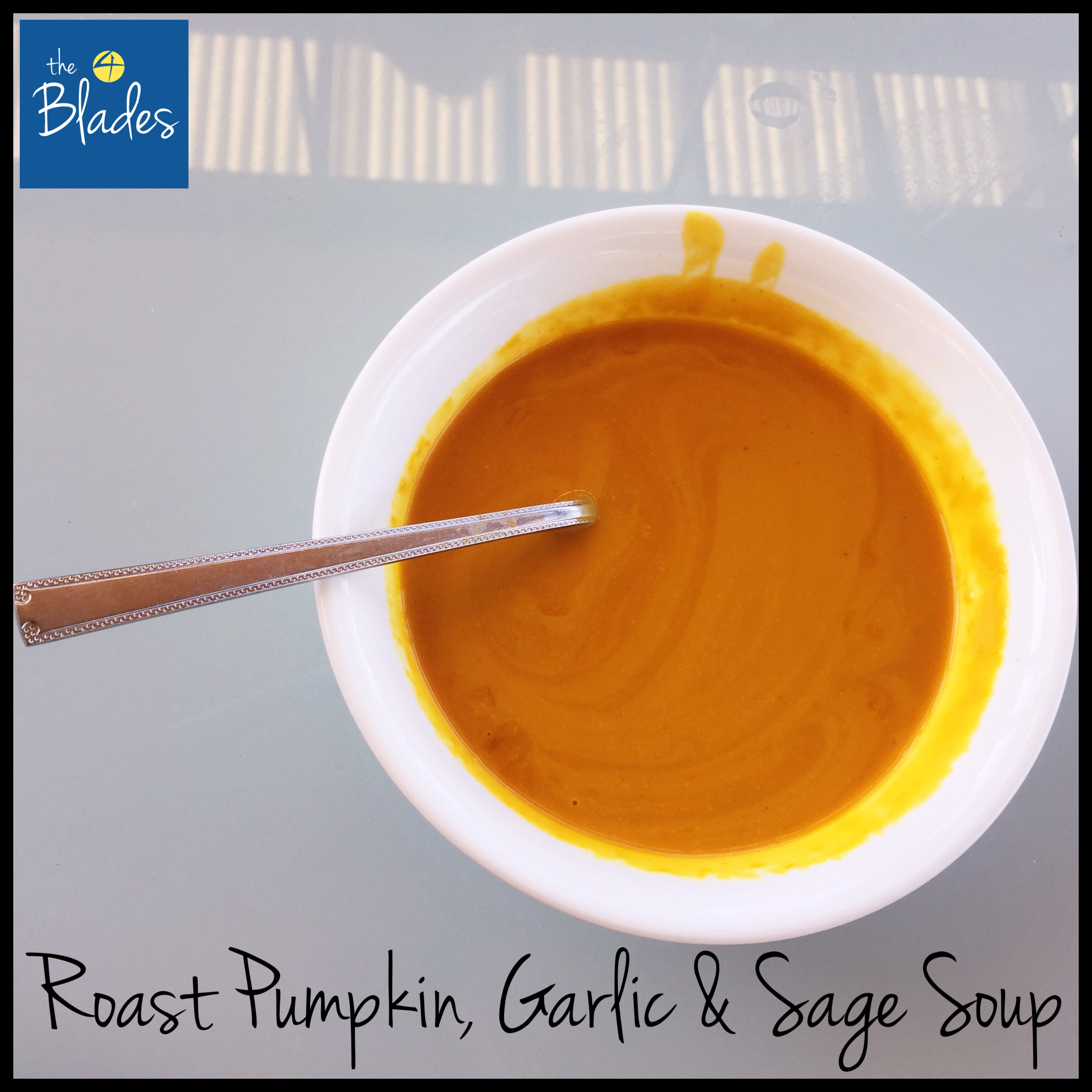 Roasted Pumpkin Soup Thermomix