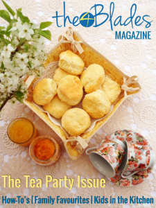 The Tea Party Issue Cover