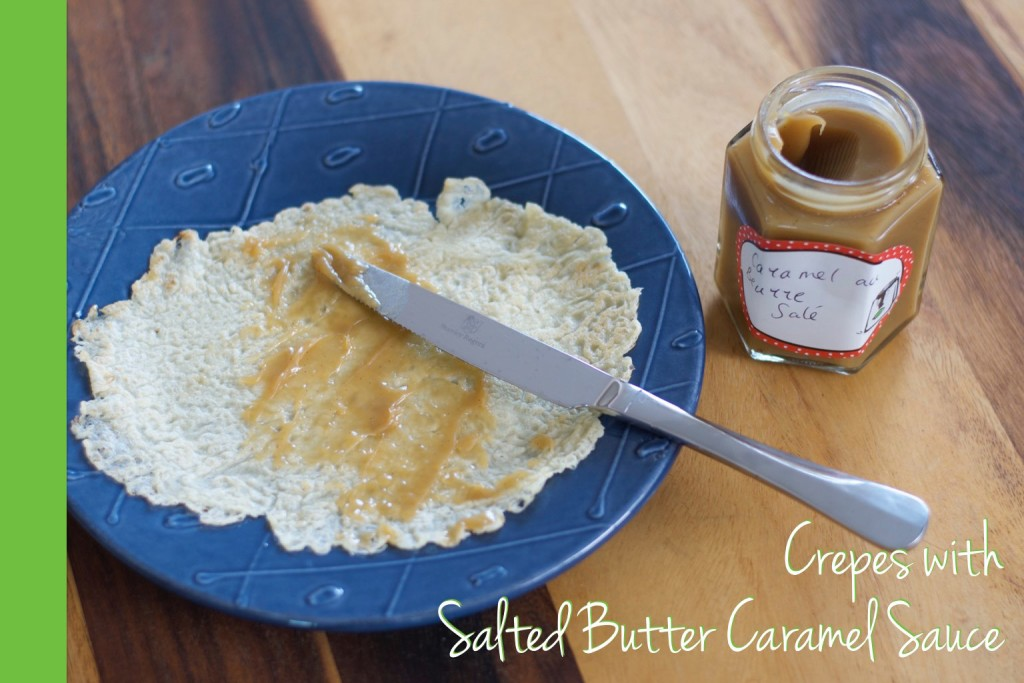 Thermomix Salted Butter Caramel Sauce