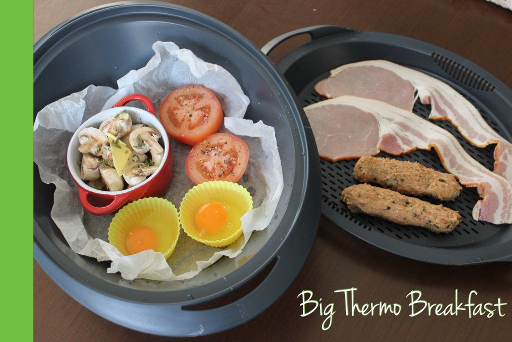 Big Breakfast Thermomix