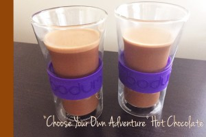 Thermomix Hot Chocolate