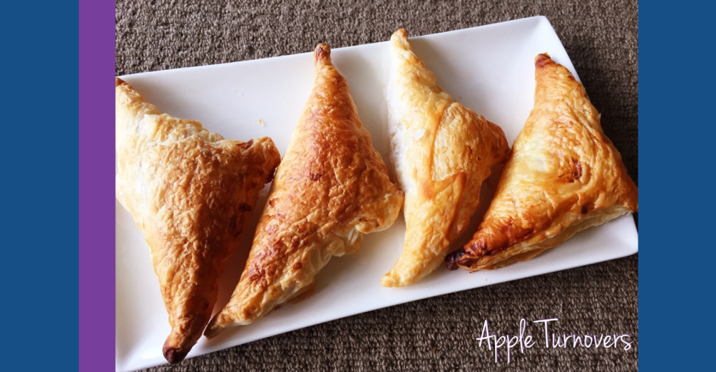 Thermomix Apple Turnover