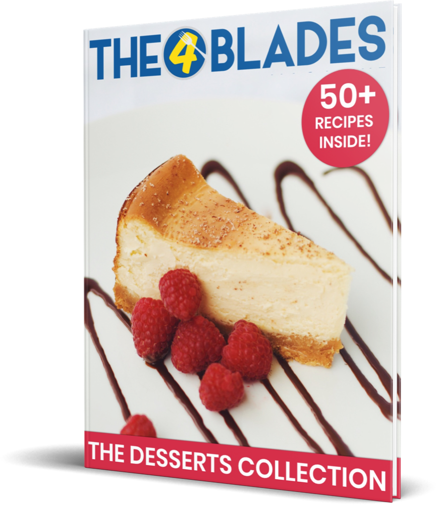 Thermomix Desserts Collection