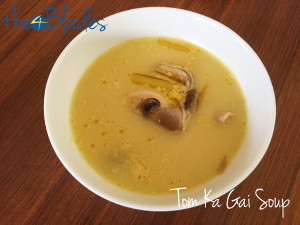 Thermomix Tom Ka Gai Soup