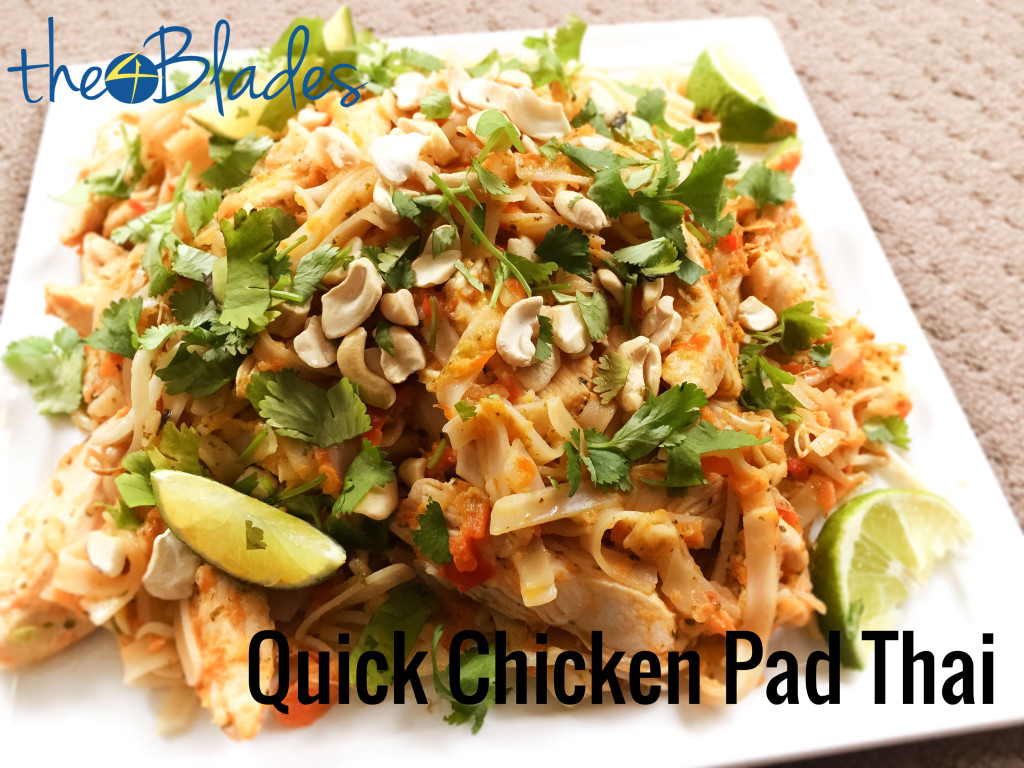 Quick thermomix pad thai the 4 blades quick thermomix pad thai forumfinder Gallery
