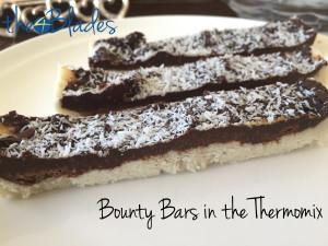 Thermomix Bounty Bars