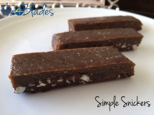 Thermomix Snickers
