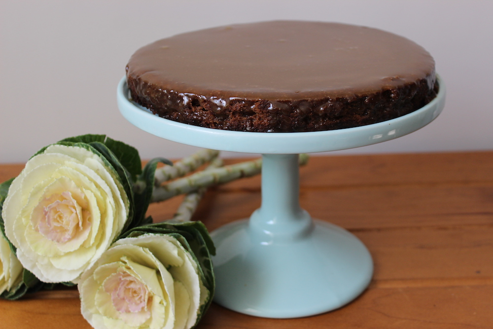 Sticky date thermomix cheesecake with butterscotch sauce
