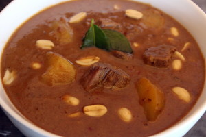 Thermomix Massaman Beef Curry