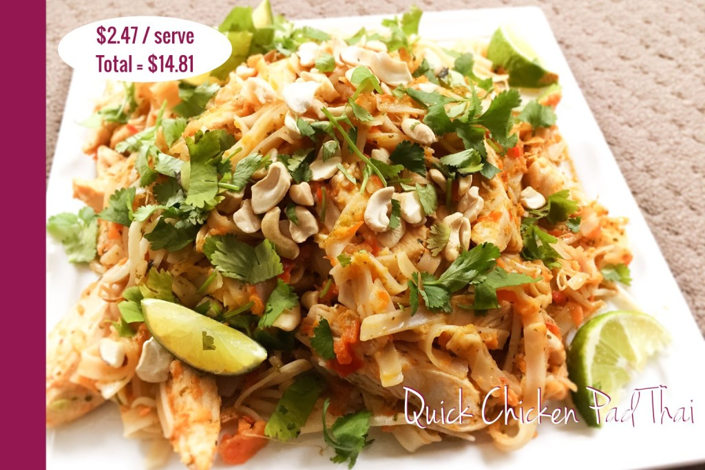 Pad Thai Thermomix