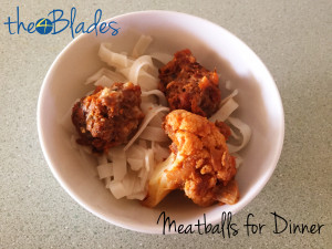 Meatballs Thermomix