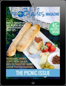 Thermomix picnic ideas
