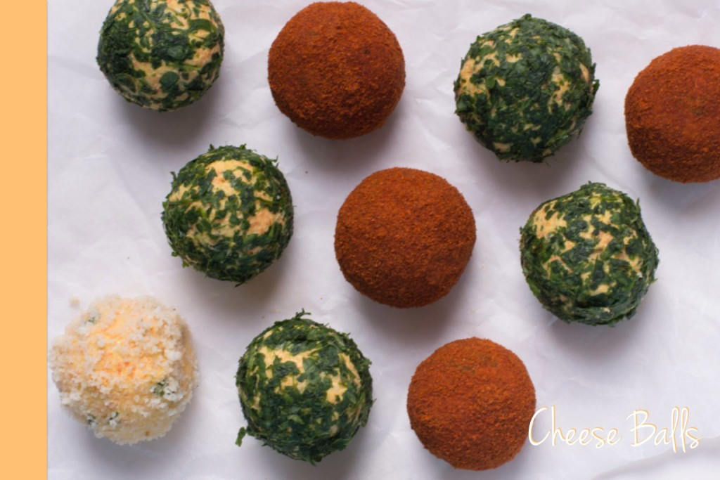 thermomix cheese balls