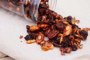 Spicy-Maple-Bacon-Nut-Mix-Thermomix-Recipe