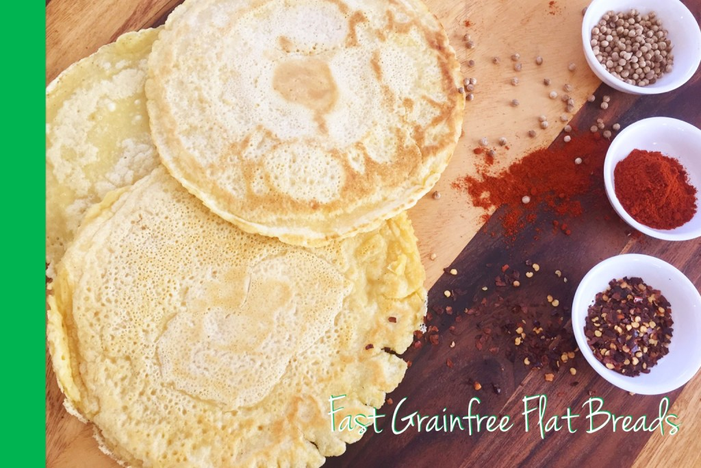 Grainfree Flatbread Thermomix