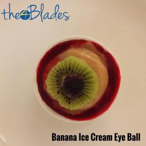 Banana Ice Cream Eye Ball