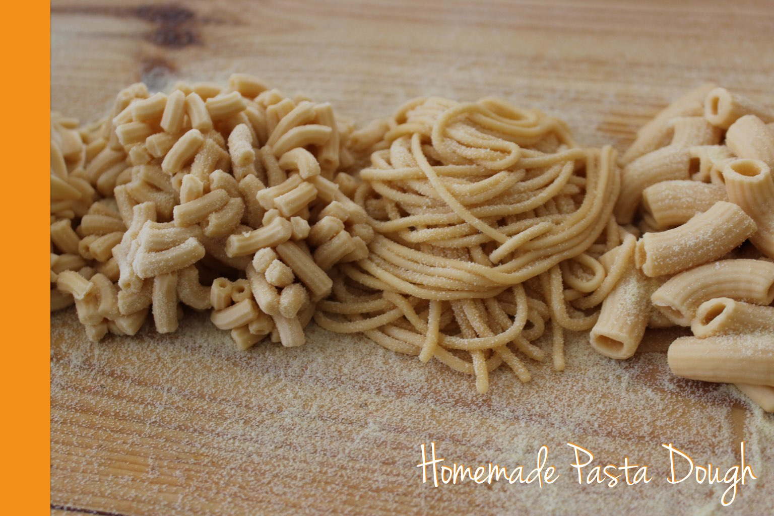 Thermomix Homemade Pasta Dough