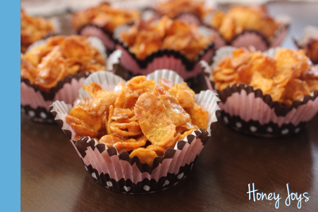 Thermomix Honey Joys