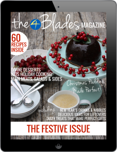 Festive Issue iPad