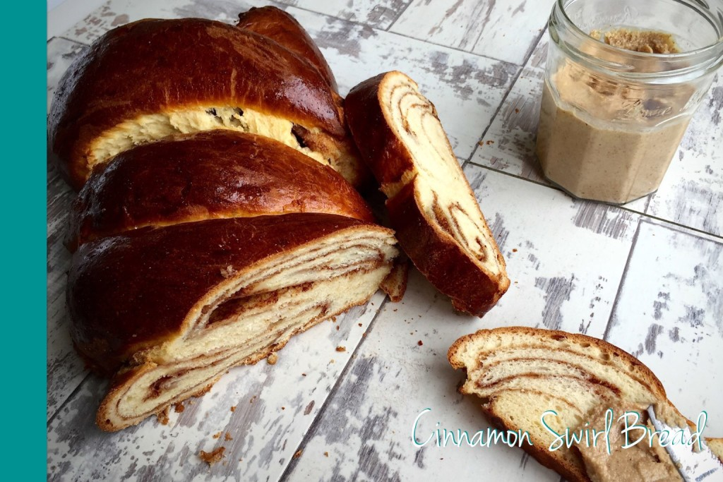 Cinnamon Bread Thermomix