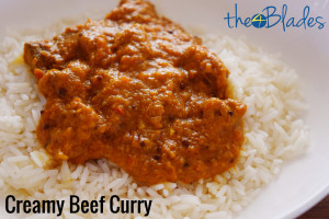 Thermomix Beef Curry