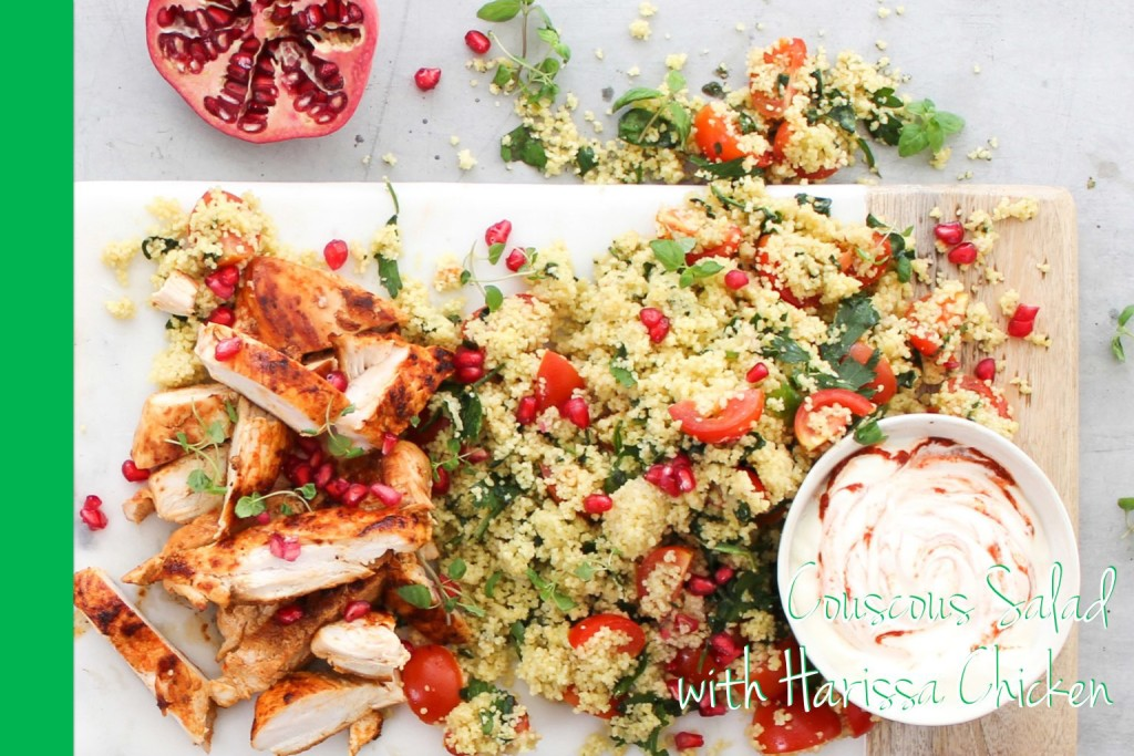 couscous salad thermomix
