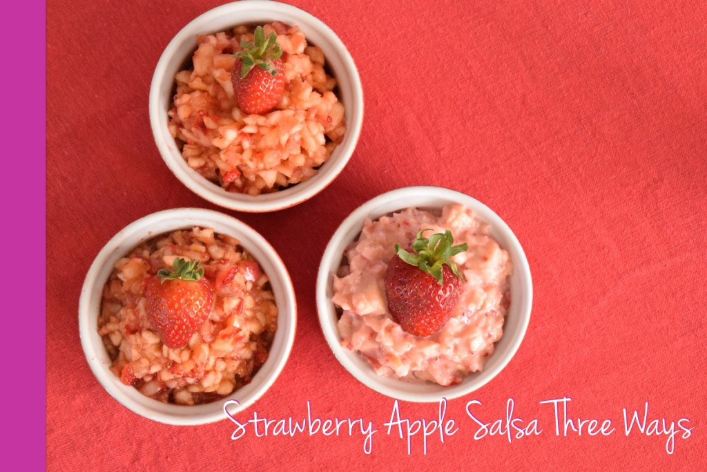 fruit salsa thermomix