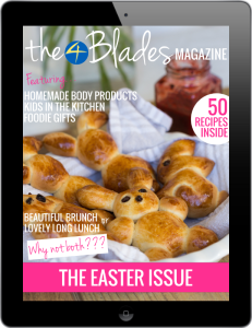 017 - Easter Cover iPad Frame