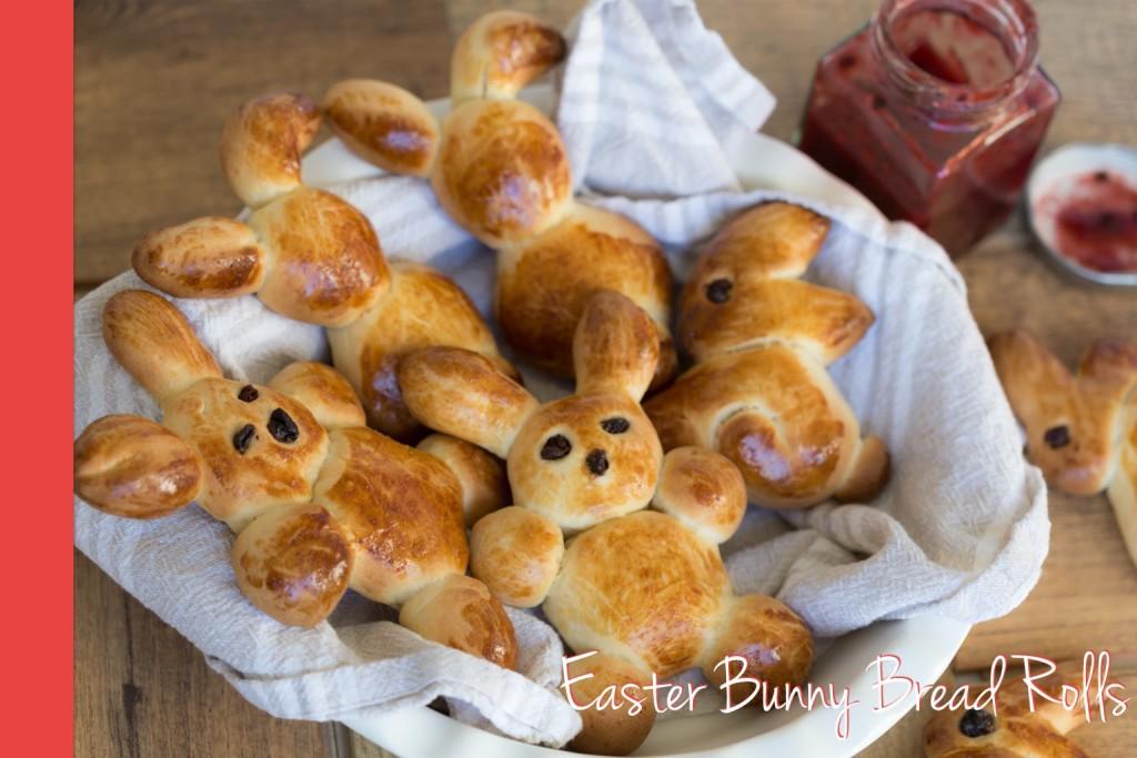 thermomix bunny breadrolls