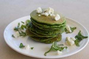 Spinach-and-Feta-Grain-Free-Pancakes-Thermomix-Recipe