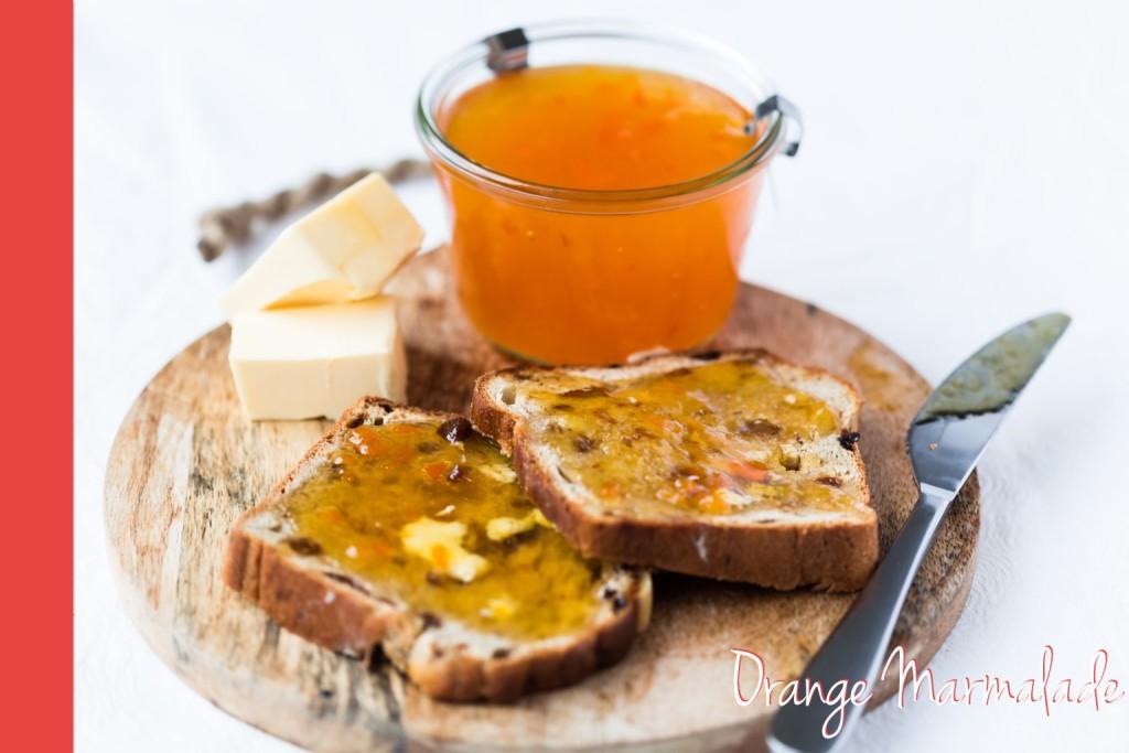 orange marmalade thermomix