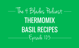 Thermomix Basil Recipes