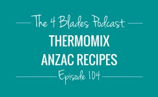 Thermomix ANZAC Recipes