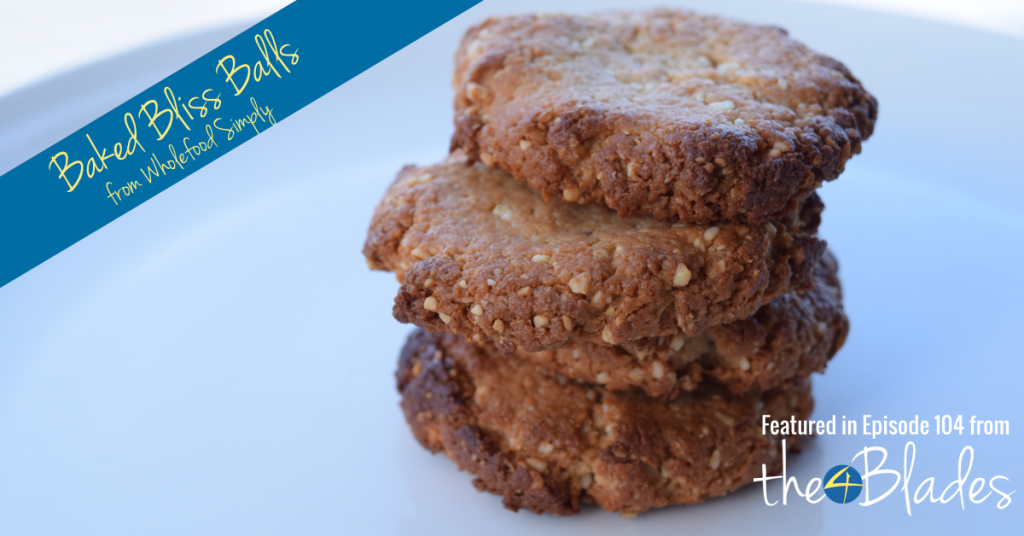 Grainfree ANZAC Biscuits Thermomix