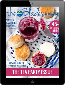 001 Re-Release - Tea Party cover ipad frame